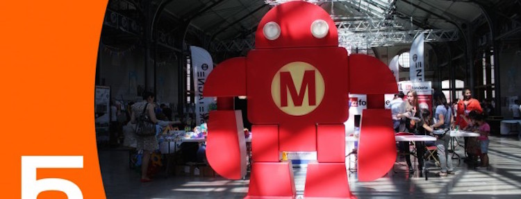 Evotion à Maker Faire Paris